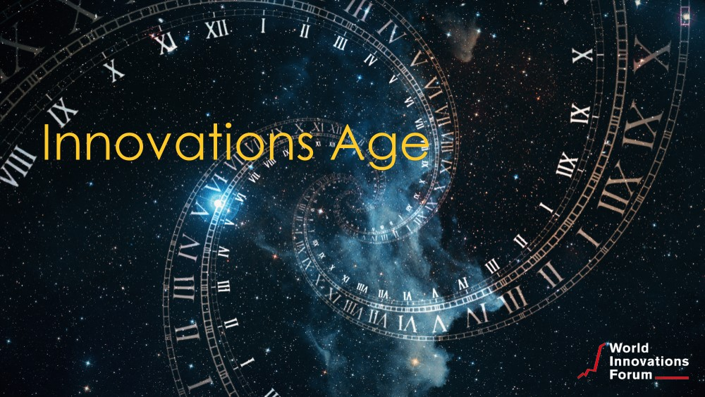 Innovations Age driving many major innovations simultaneously and globally